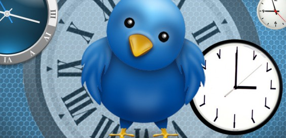 horloge twitter