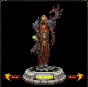 figurine world of warcraft