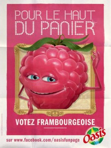 affiche frambourgeoise oasis président