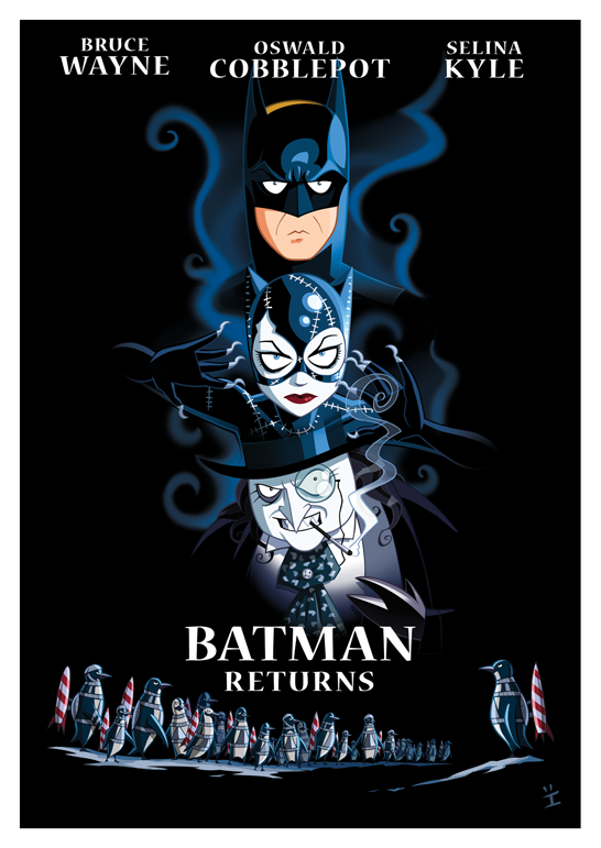 batman returns cartoon